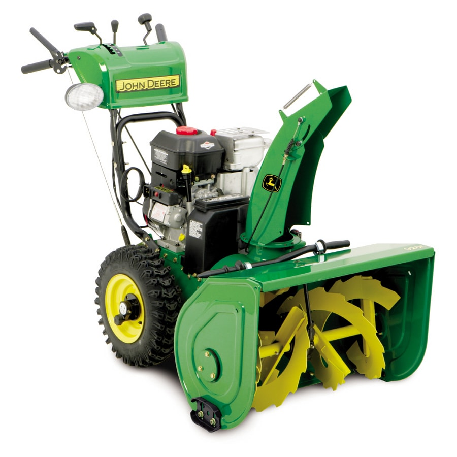 hight resolution of john deere 342cc dual stage 30 gas snow blower