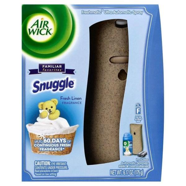 Shop Airwick Fresh Linen Air Freshener Spray Kit at Lowescom