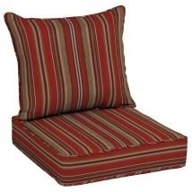 Outdoor Deep Seat Patio Chair Cushions