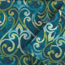 Garden Treasures 54-in Salito Marine Paisley Outdoor