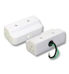 utilitech cabinet lighting direct wire conversion box [ 900 x 900 Pixel ]