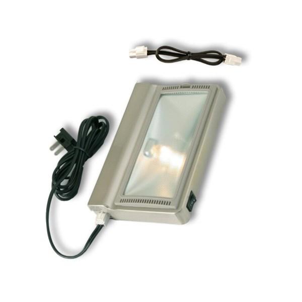 Utilitech 14-in Hardwired Plug-in Under Cabinet