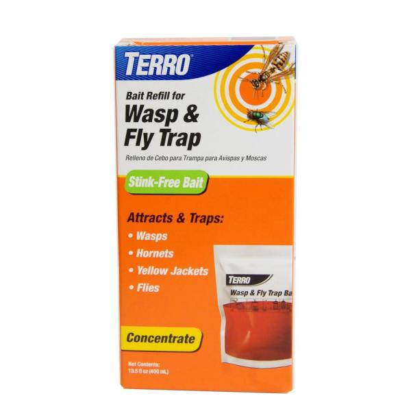 Terro 14-fl Oz Fly Trap Attractant Liquid Bag