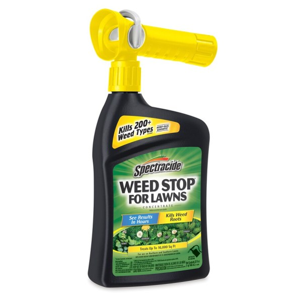 Spectracide Weed Stop for Lawns Lowe's