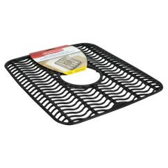 Kitchen Sink Mats Lg Appliances Reviews Rubbermaid 11 5 In X 12 Mat At Lowes Com