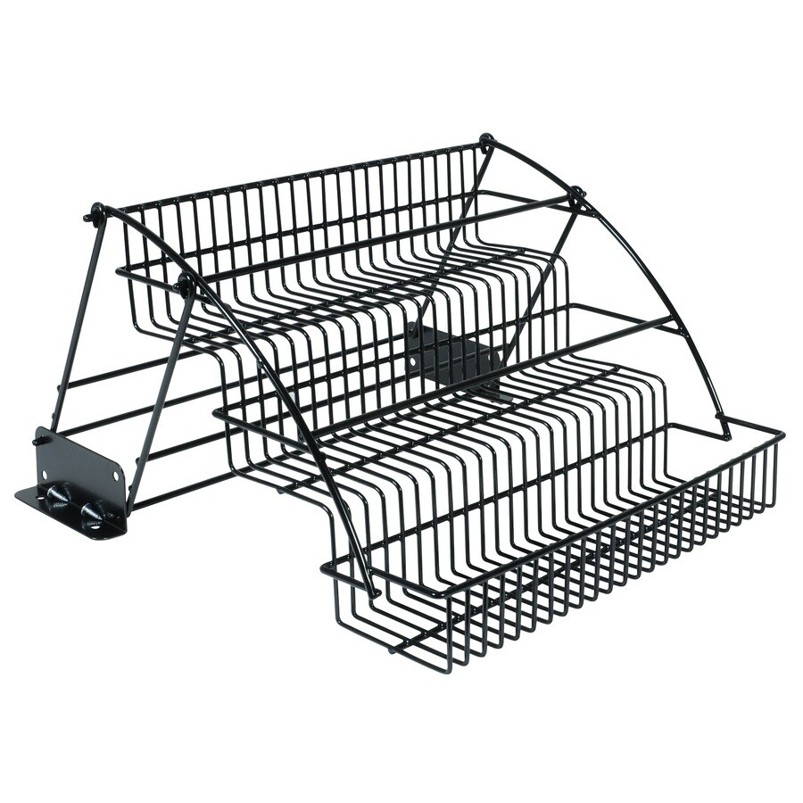 Shop Rubbermaid Coated Wire In-Cabinet Spice Rack at Lowes.com