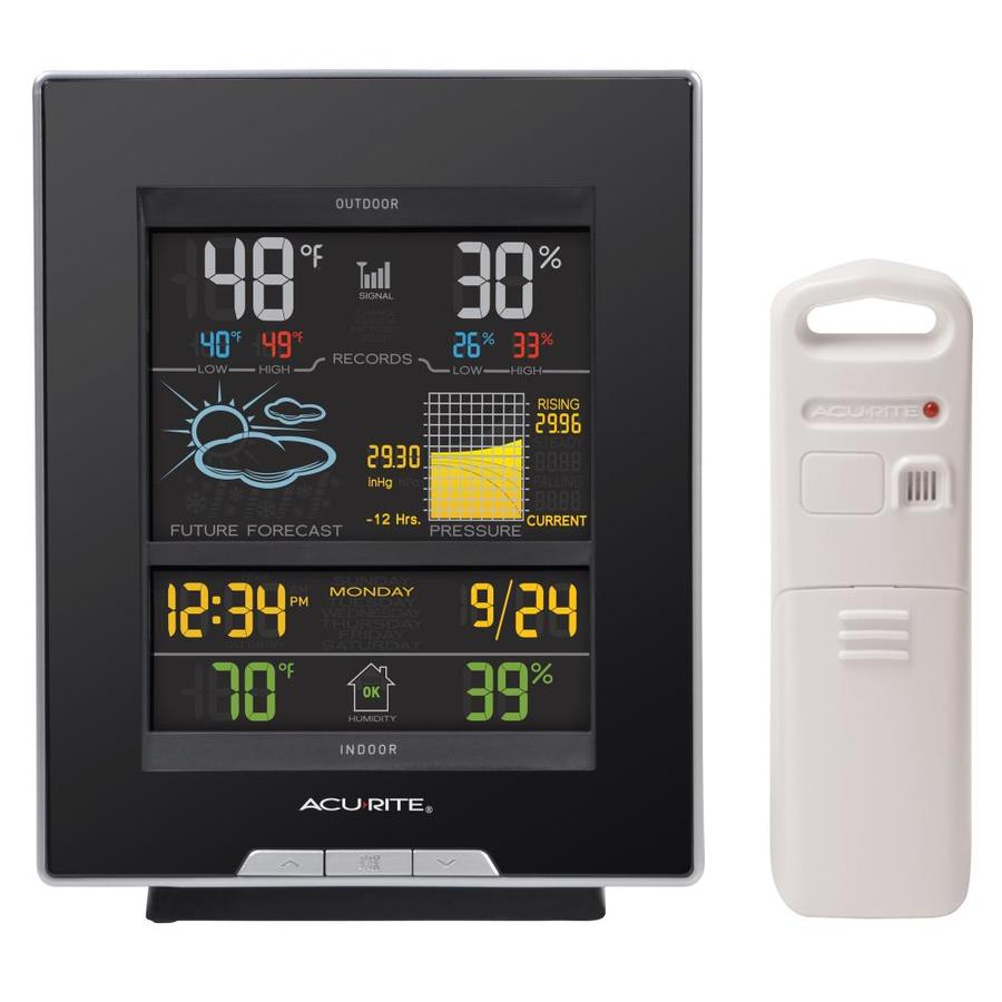 digital kitchen thermometer coffee decoration for acurite weather station wireless outdoor sensor at ...