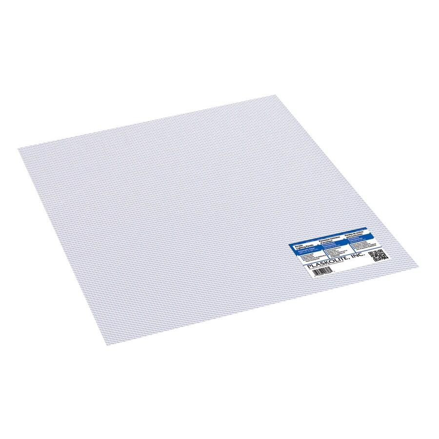 optix 24 in x 24 in 3 44 sq ft prism ceiling light panels lowes com