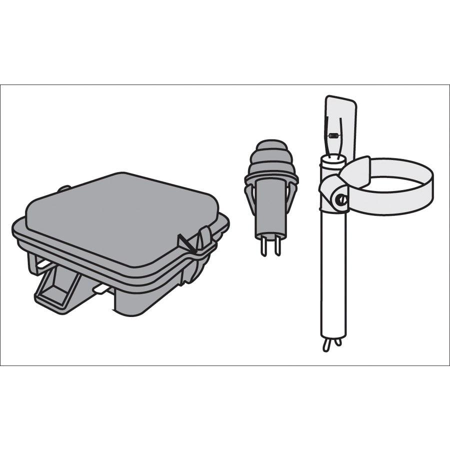 Shop Heavy Duty BBQ Parts Electronic Ignition Kit at Lowes.com