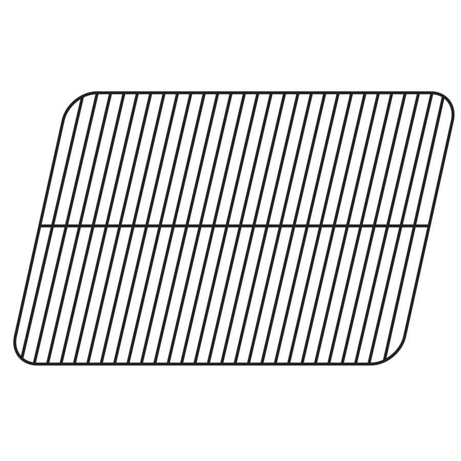 Shop Heavy Duty BBQ Parts Rectangle Porcelain-Coated Steel