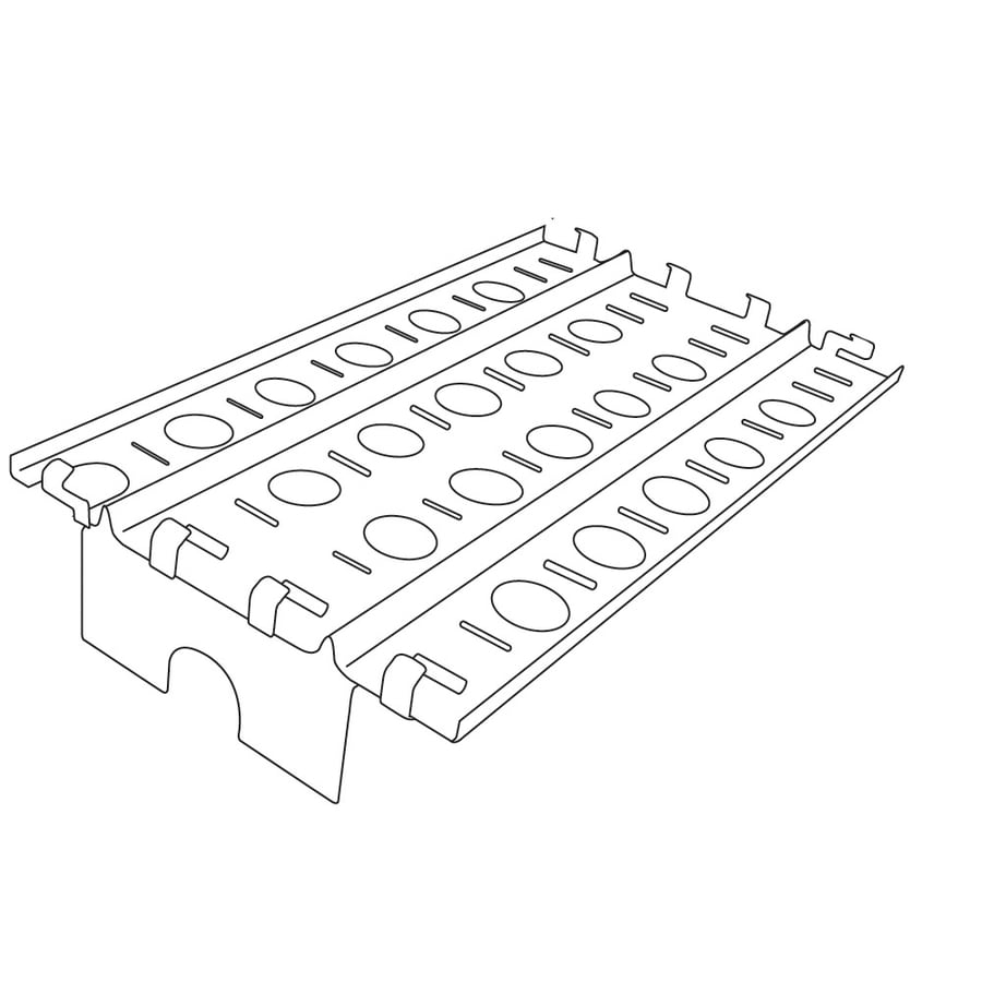 Shop Heavy Duty BBQ Parts Stainless Steel Heat Plate at