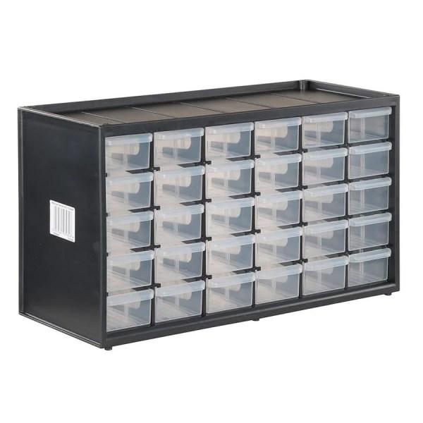 Craftsman Bin System 30-compartment Plastic Small Parts Organizer
