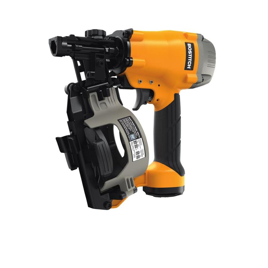 Bostitch 175in 15Degree Roofing Nail Gun at Lowescom