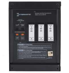 intermatic smart guard commercial residential indoor whole house surge protector [ 900 x 900 Pixel ]