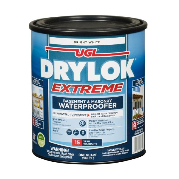 Lowe's Drylok Extreme Waterproofer
