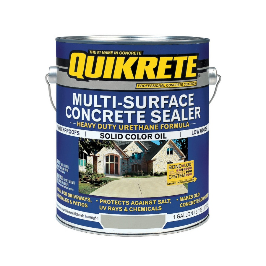 Quikrete High Gloss Concrete Sealer
