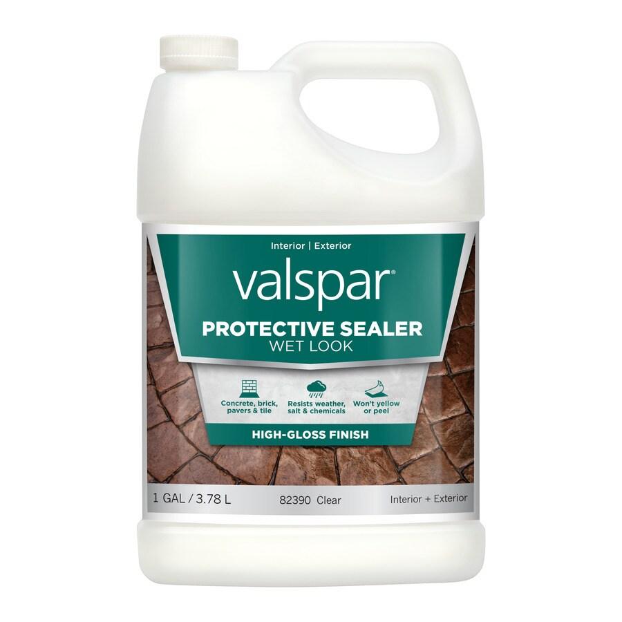 Valspar Concrete Sealer Reviews