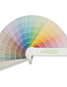 Valspar color paint fan deck also at lowes rh