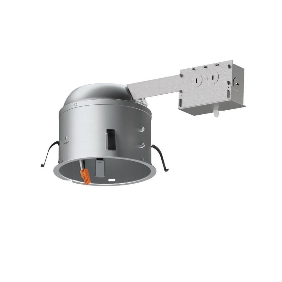 halo remodel airtight ic 6 in shallow recessed light housing