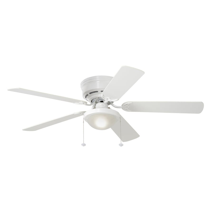 hight resolution of harbor breeze armitage 52 in white indoor flush mount ceiling fan rh lowes com harbor breeze ceiling fan with remote wiring diagram harbor breeze fan switch