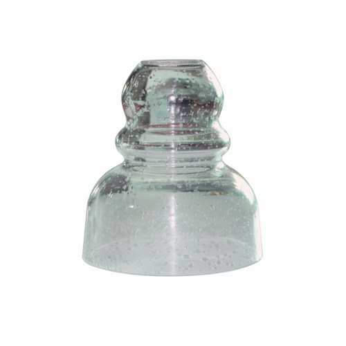 small resolution of portfolio 7 in h 6 5 in w clear seeded glass bell pendant light shade