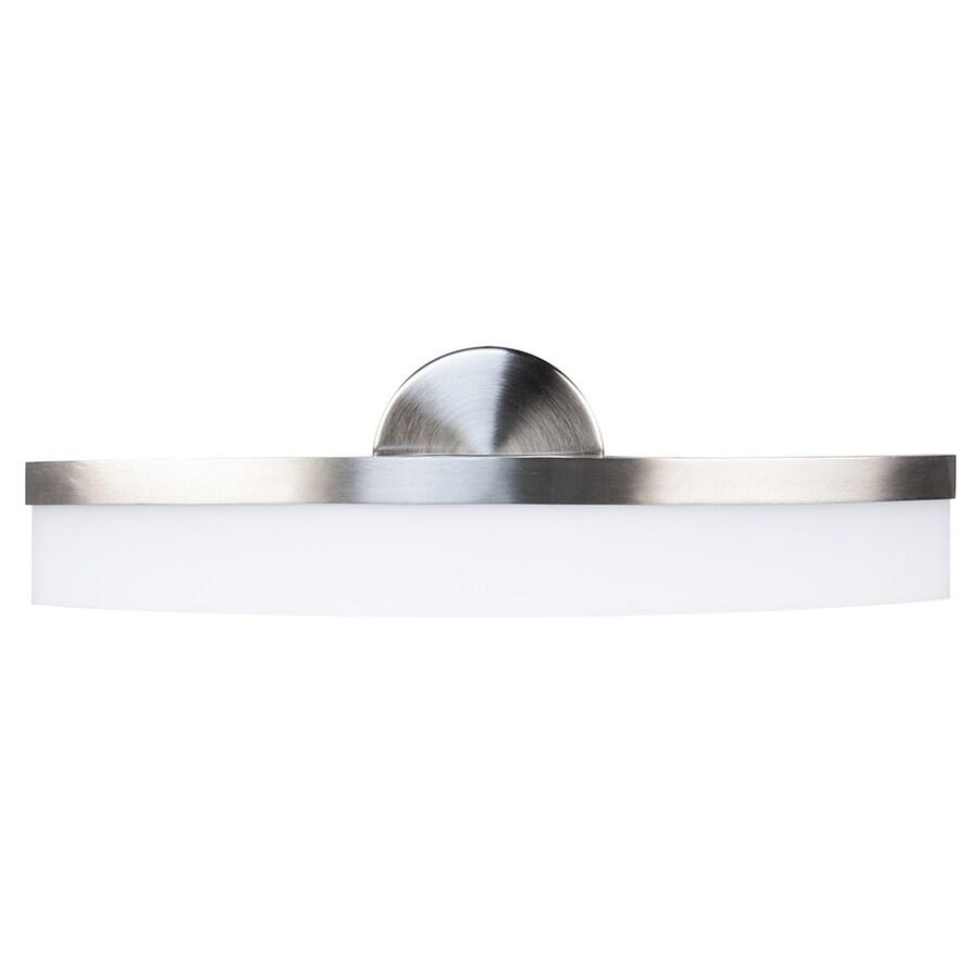 allen roth lynnpark 3 light nickel modern contemporary vanity light