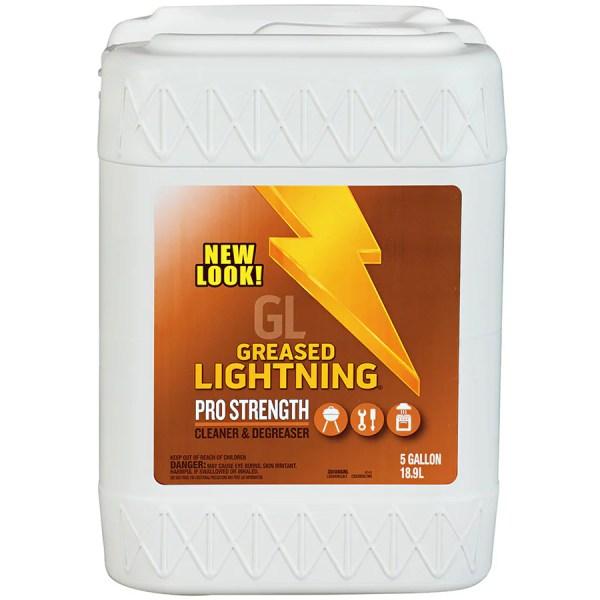 Greased Lightning 5-gallon Degreaser