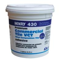 Shop Henry VCT Flooring Adhesive (1-Gallon) at Lowes.com