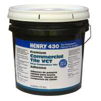 Shop Henry 430 ClearPro VCT Flooring Adhesive (4-Gallon ...