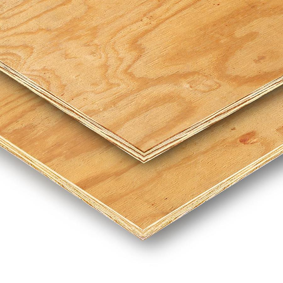 4×10 Plywood Sheets
