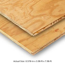 Can You Stain Plywood Subfloor
