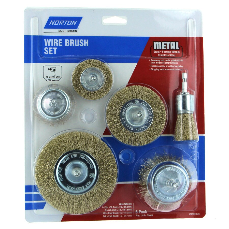 Electric Wire Brush Tool