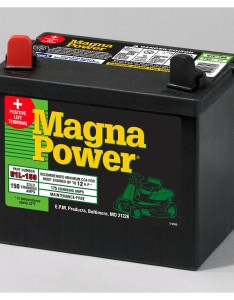 Magna power volt amp lawn mower battery also shop equipment batteries at lowes rh