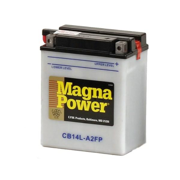 Magna Power 12-volt Lawn Mower Battery