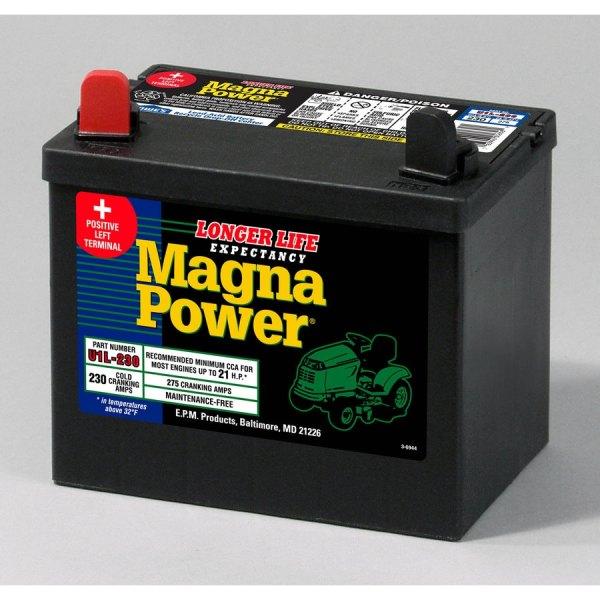 Sure Power 12-volt 275-amp Lawn Mower Battery