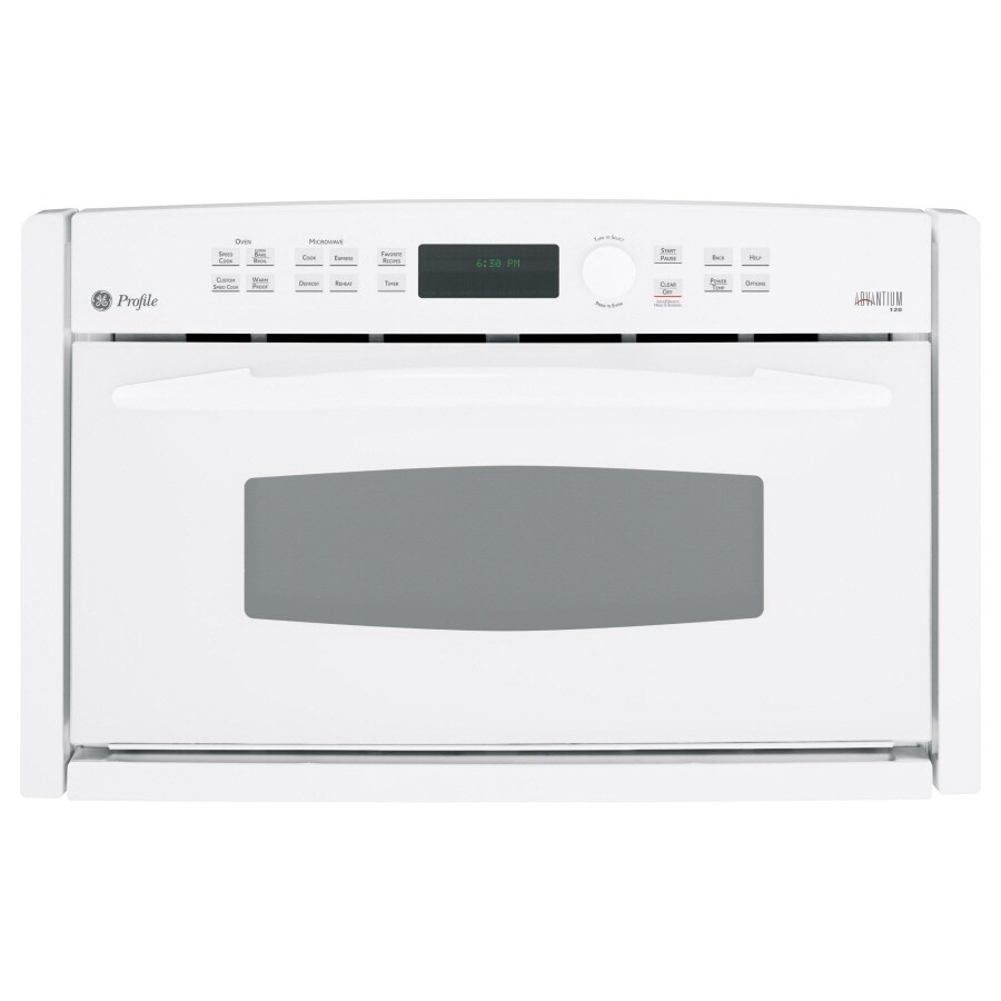 ge profile 27 inch built in microwave