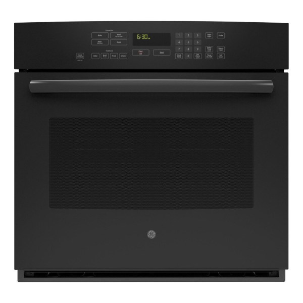 Ge Profile -cleaning With Steam Convection Single Electric Wall Oven Black Common