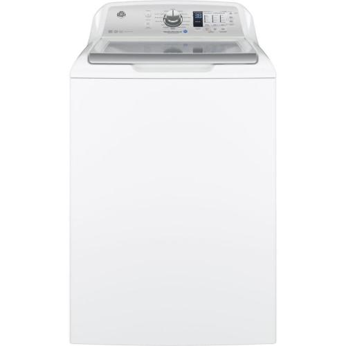 small resolution of ge 4 6 cu ft high efficiency top load washer white energy