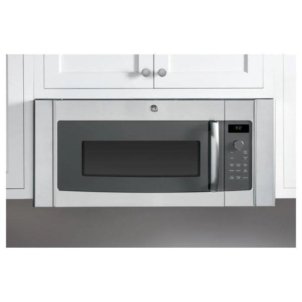 Ge Over-range Microwave Filler Kit Stainless Steel