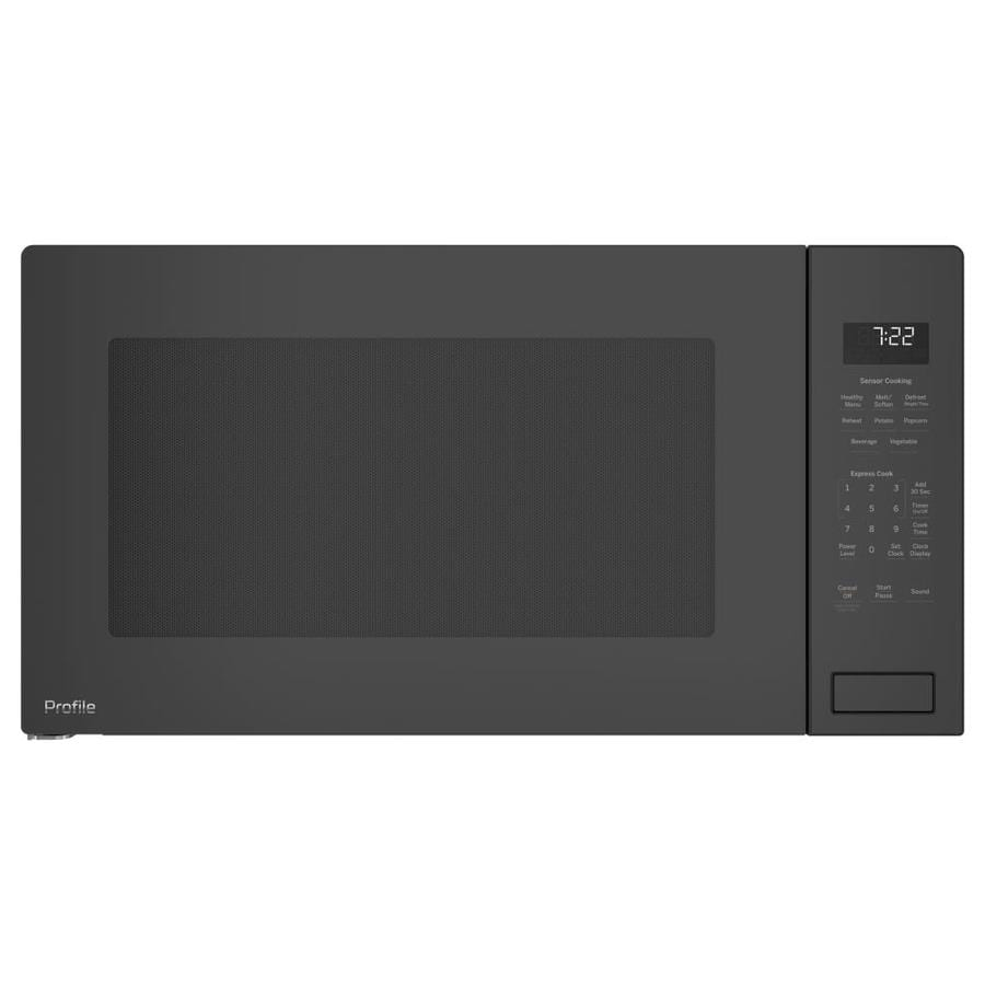 ge 2 2 cu ft built in sensor microwave oven