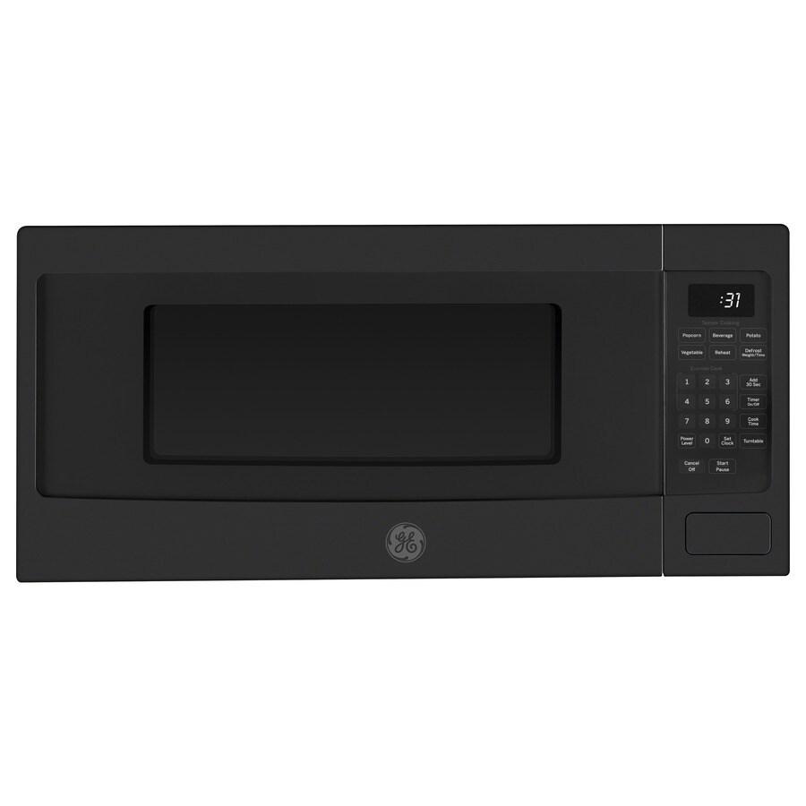 black slate microwaves at lowes com