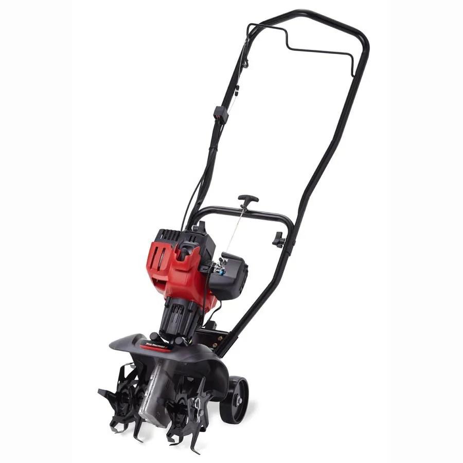 Yard Machines Y125 25-cc 2-Cycle 10-in Forward-rotating