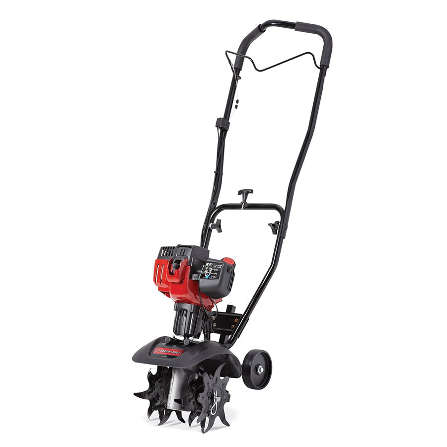 Shop Troy-Bilt TB225 25cc 2-Cycle 10-in Gas Cultivator at