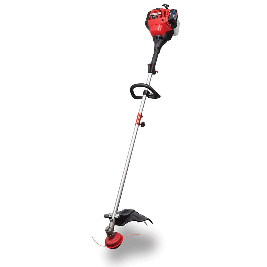 medium resolution of troy bilt 30 cc 4 cycle 17 in straight shaft gas string trimmer with attachment capability