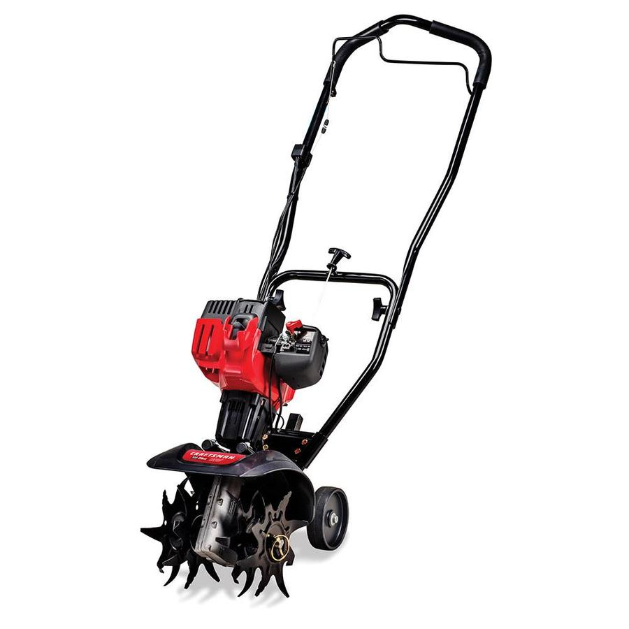 CRAFTSMAN 25-cc 2-cycle 9-in Gas Cultivator at Lowes.com
