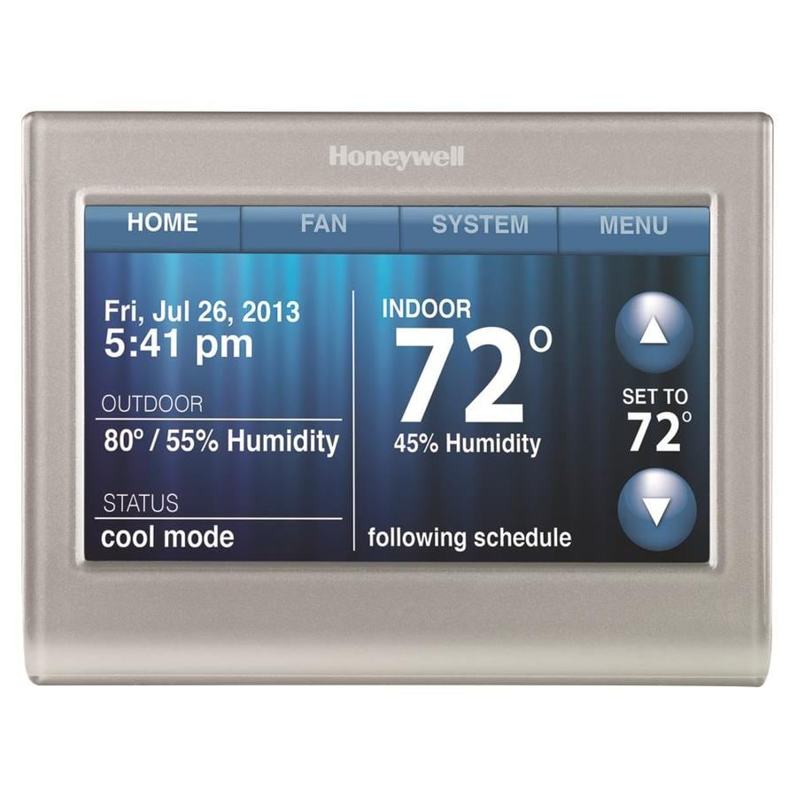 medium resolution of honeywell wi fi smart thermostat with built in wifi