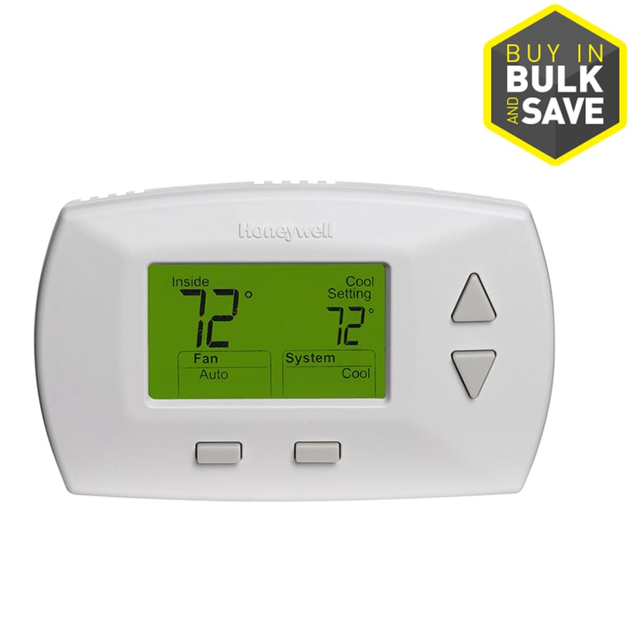 wiring diagram thermostat honeywell man truck can bus deluxe digital non programmable at lowes com