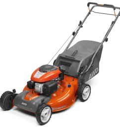 husqvarna hu675awdca 149 cc 22 in self propelled gas lawn mower with kohler engine [ 900 x 900 Pixel ]