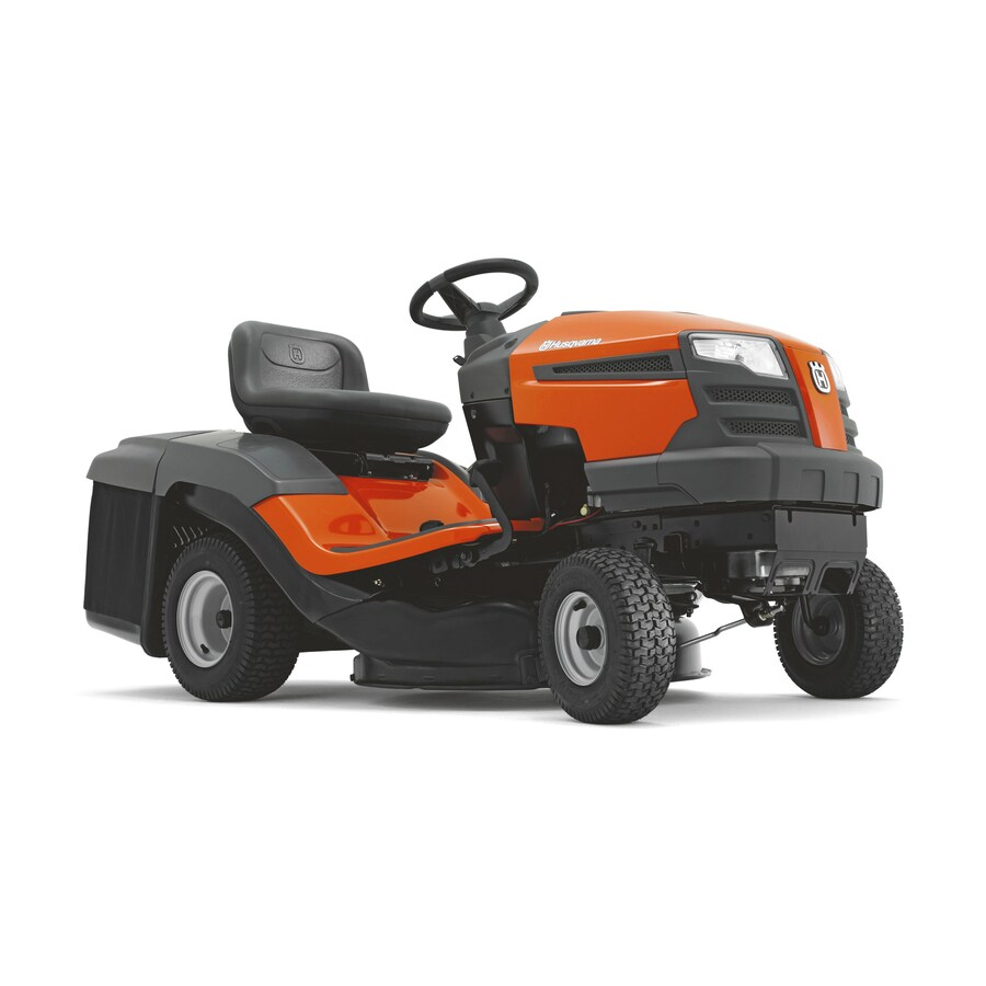 medium resolution of husqvarna 17 5 hp manual gear 30 in riding lawn mower with briggs