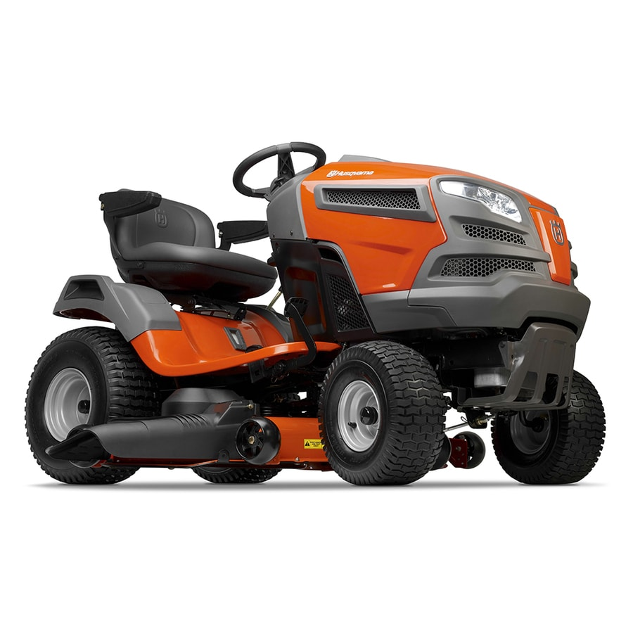 medium resolution of husqvarna yth24v48 24 hp v twin hydrostatic 48 in riding lawn mower with